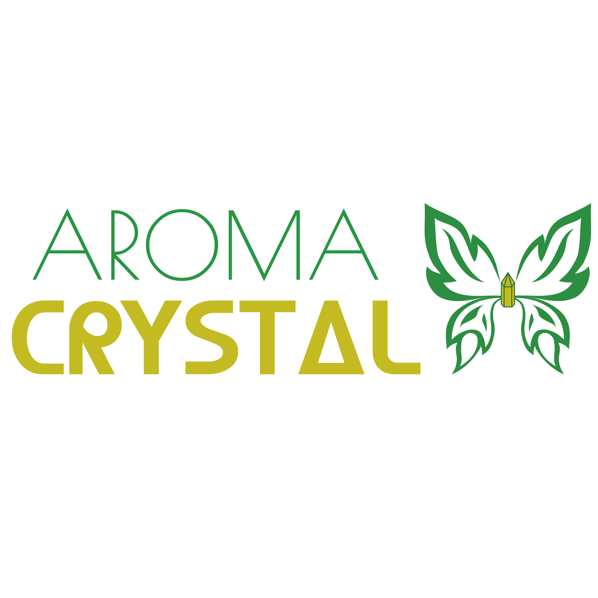 1 Client aromacrystal
